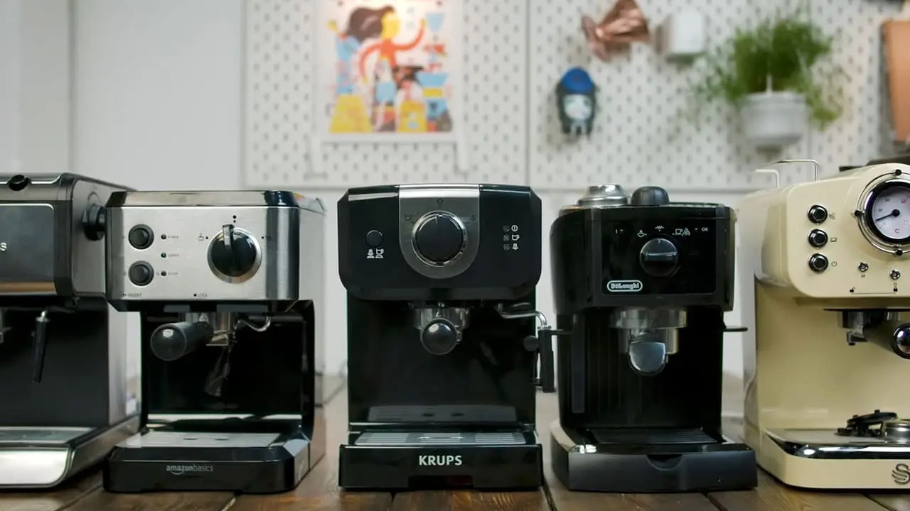 Best Espresso Machines Under $100