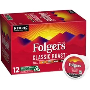 Folgers Classic Roast® Coffee K-Cup® Pods