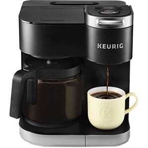 Keurig K-Duo™ Single Serve & Carafe Coffee Maker