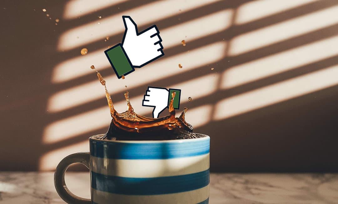Pros Cons coffee