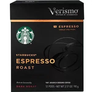 Starbucks® Espresso Roast Verismo™ Pods