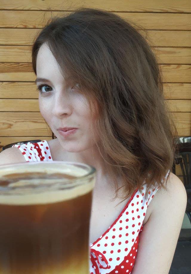 Angela Hudyakova creator & writer at coffee-rank.com blog
