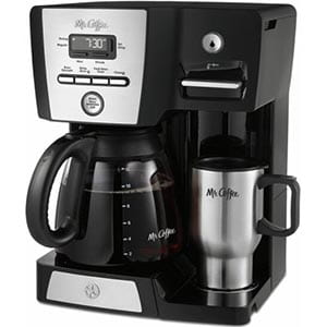 Mr. Coffee BVMC-DMX85-RB